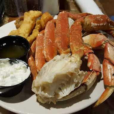 Captain George S Seafood Restaurant Myrtle Beach