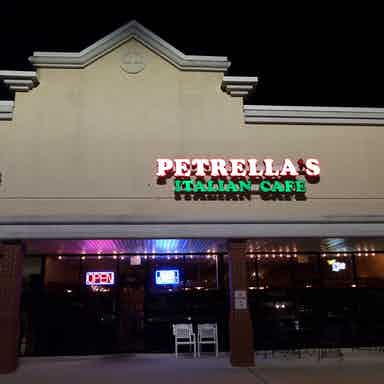 Petrella S Italian Cafe Pensacola Restaurant Review Zagat