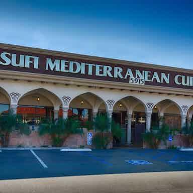 Sufi Mediterranean Cuisine San Diego Restaurant Review