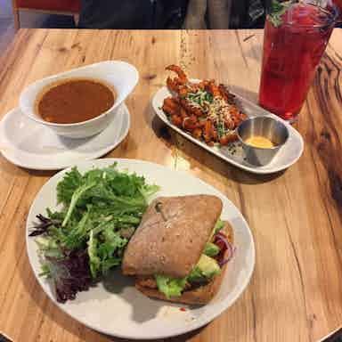 Lyfe Kitchen Chicago Restaurant Review Zagat
