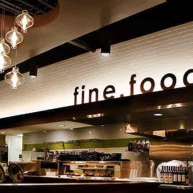 Fresh To Order Cnn Center Downtown Restaurant Atlanta Review Zagat