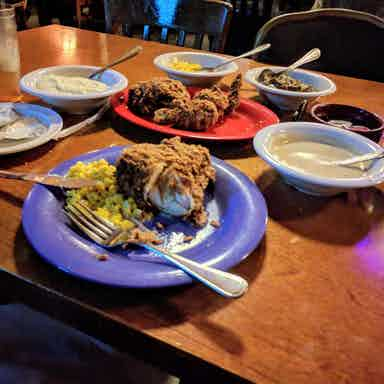 Babe S Chicken Dinner House Frisco Restaurant Review Zagat
