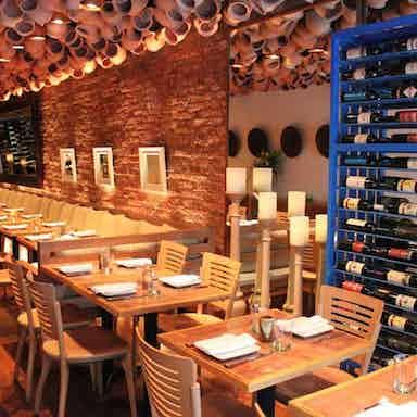 Pylos new york restaurant review zagat 2 photos publicscrutiny Gallery