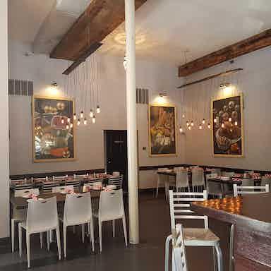 Pi Pizzeria Central West End St Louis Restaurant