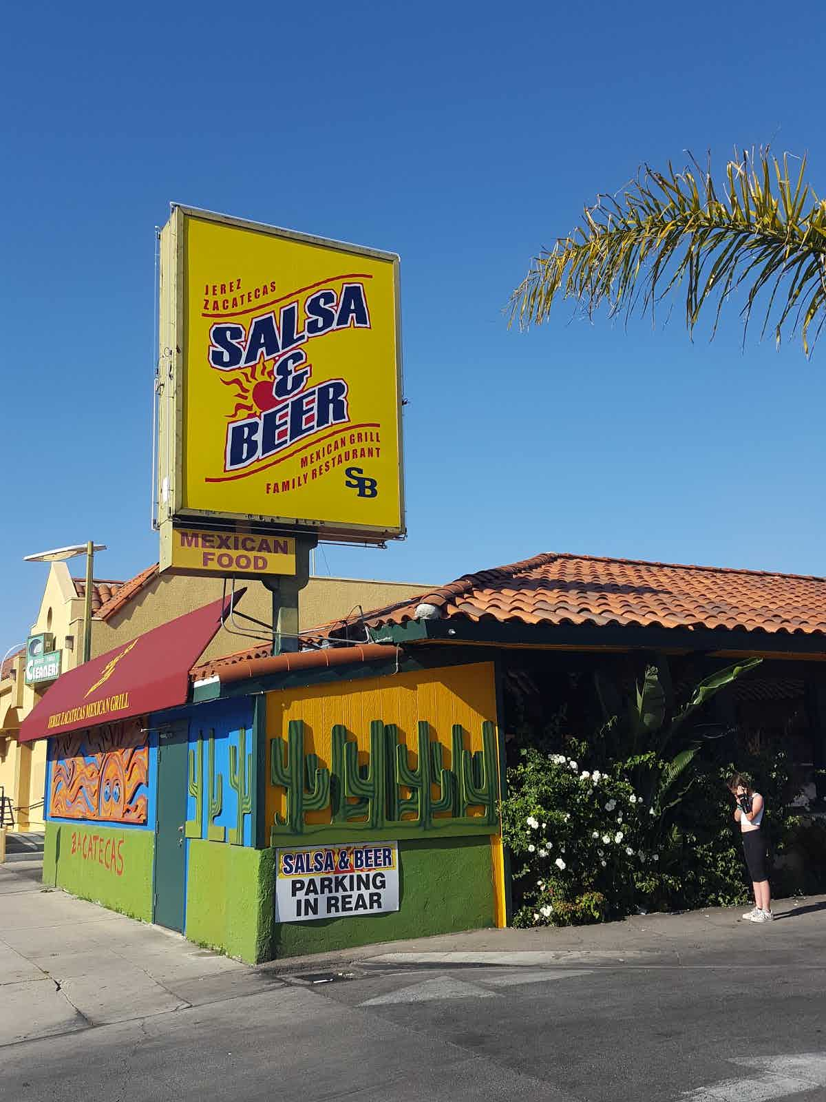Salsa Beer Lake Balboa Restaurant Review Zagat