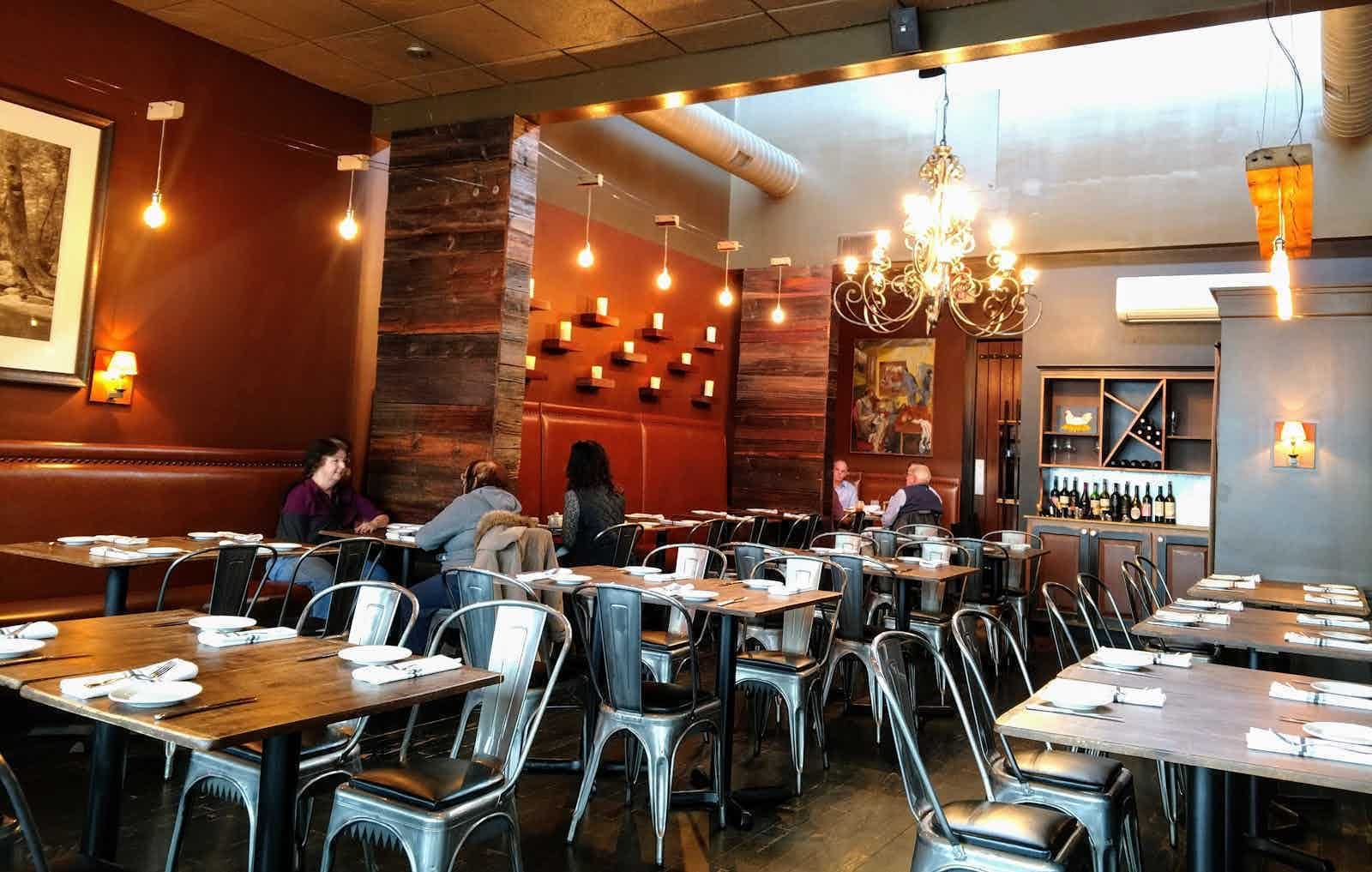Sovana Bistro Kennett Square Restaurant Review Zagat