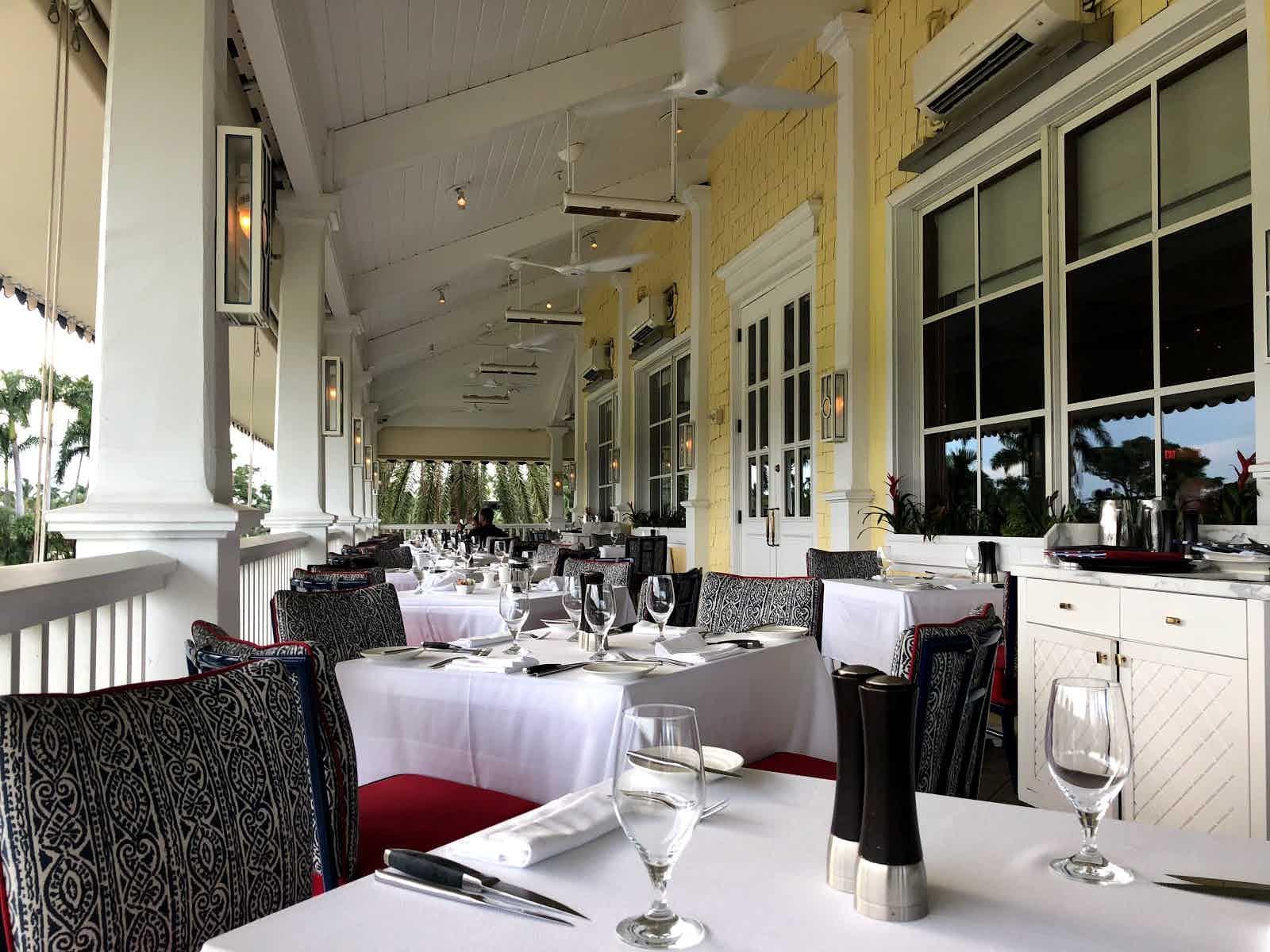 Flagler Steakhouse Palm Beach
