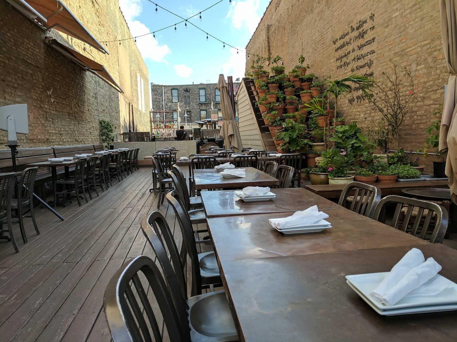 Most Romantic Restaurants In Chicago Zagat