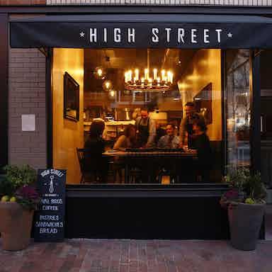 High Street On Market Philadelphia Restaurant Review Zagat