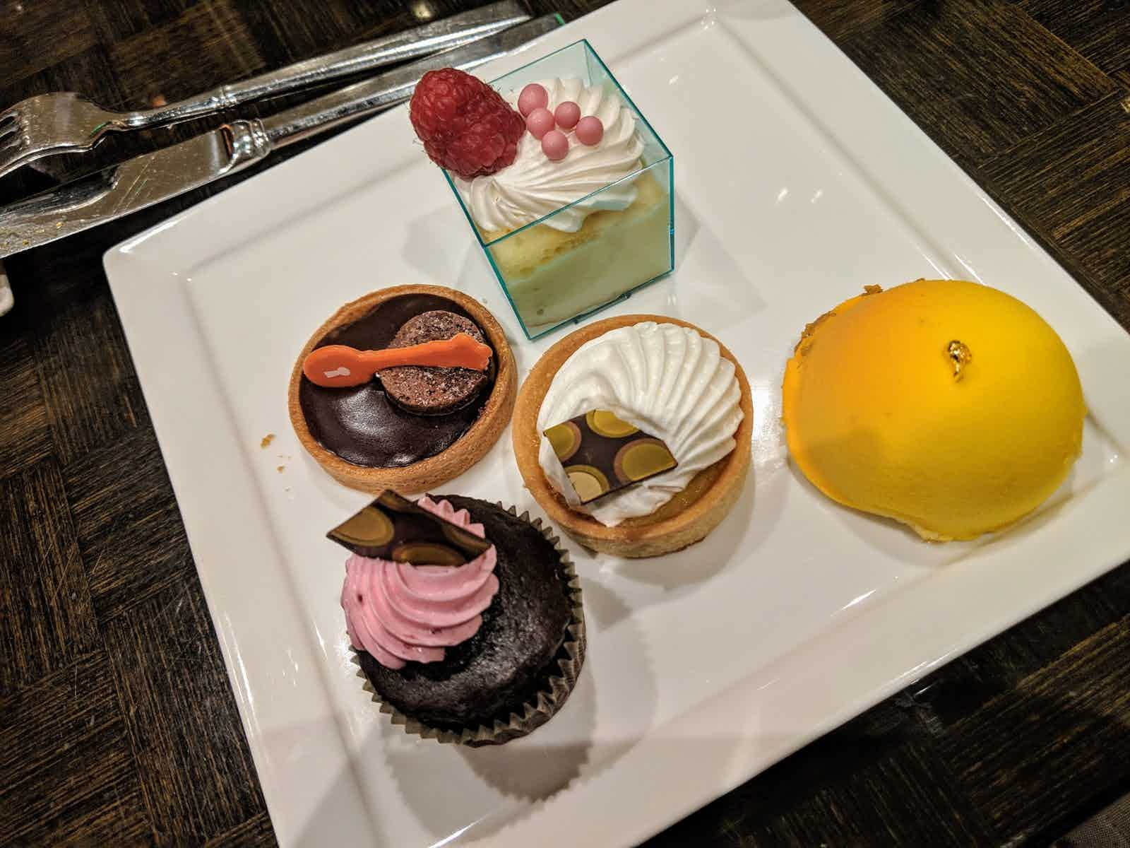 Petit Buffet Art Deco wicked spoon - las vegas | restaurant review - zagat
