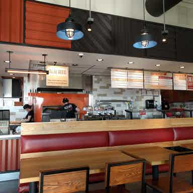 Blaze Pizza Tinley Park Restaurant Review Zagat