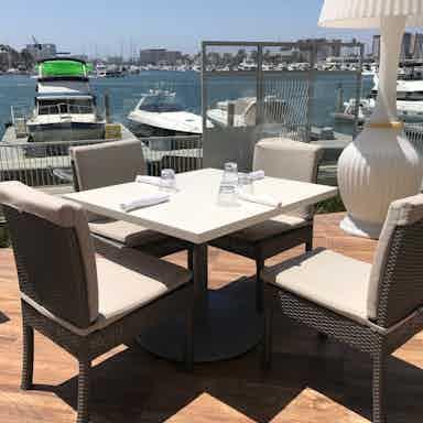 Salt Restaurant Bar Marina Del Rey Restaurant Review
