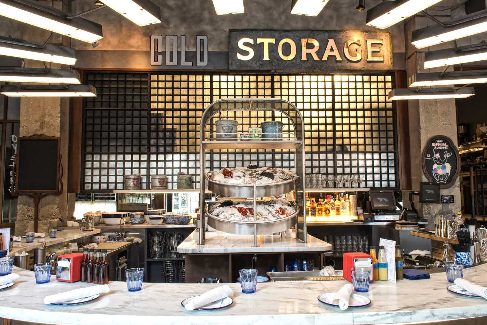 & Cold Storage - Chicago | Restaurant Review - Zagat