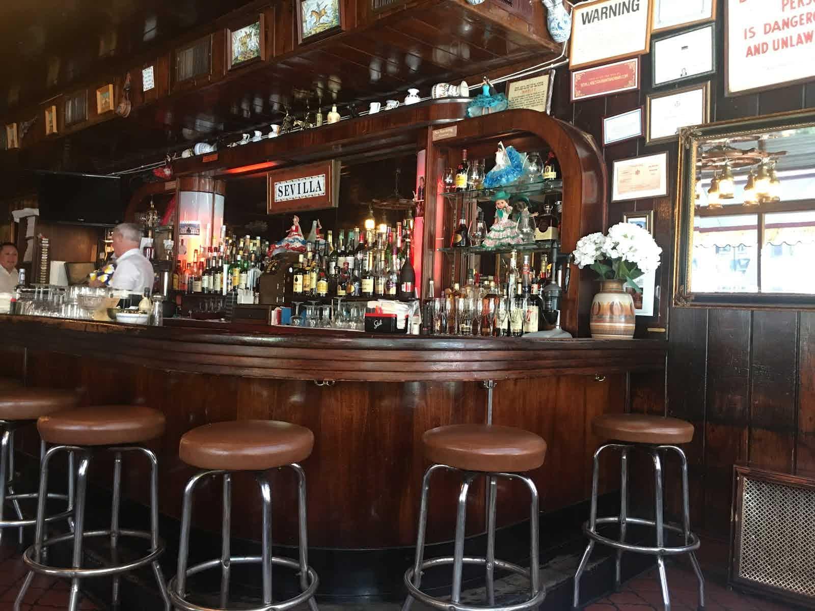 Sevilla New York Restaurant Review Zagat