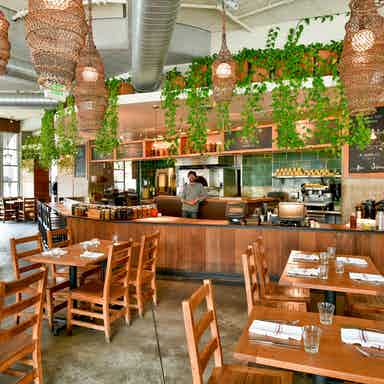 Gather Berkeley Restaurant Review Zagat