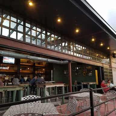 Heights Bier Garten Houston Restaurant Review Zagat