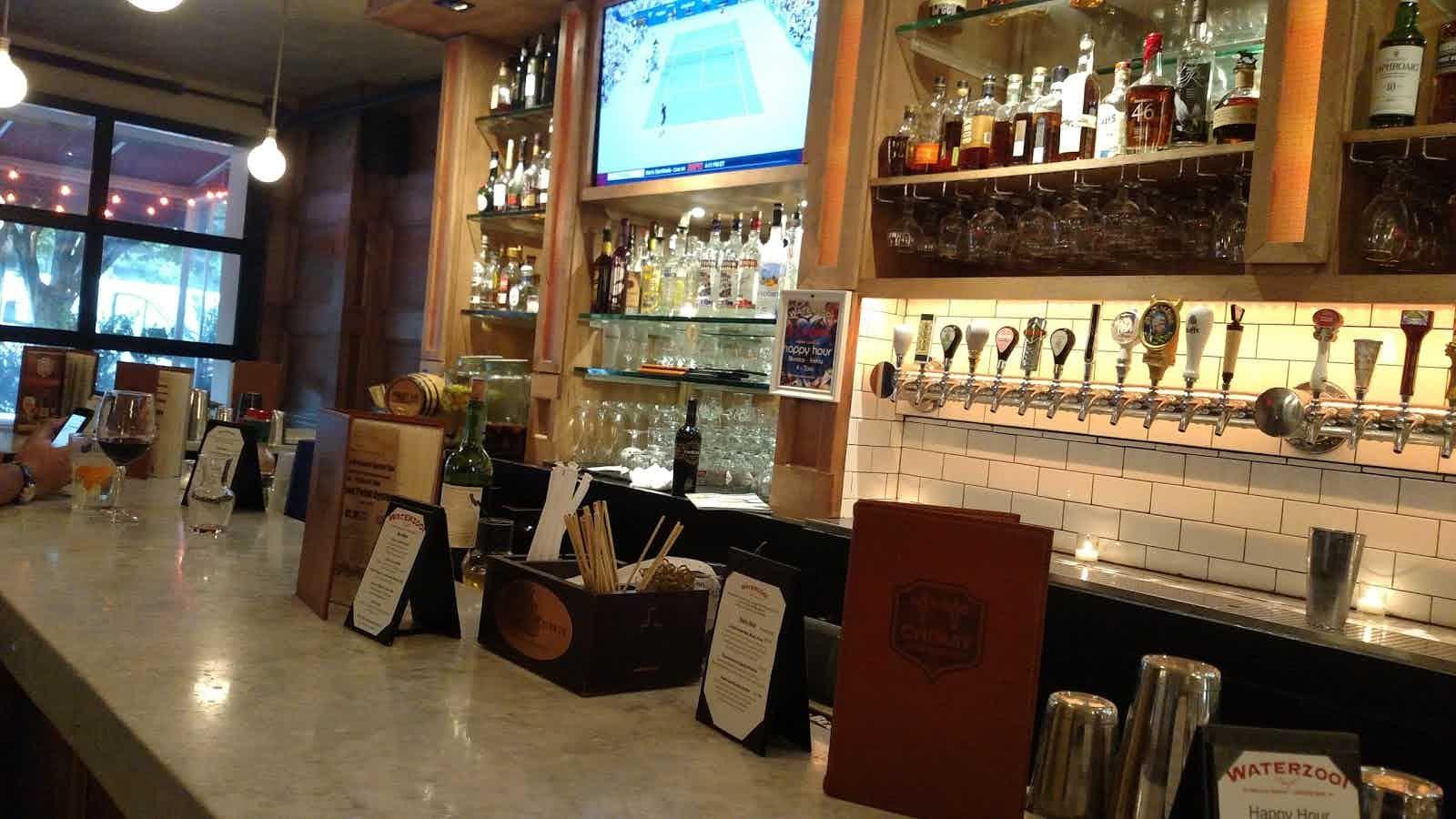 Waterzooi Belgian Bistro & Oyster Bar - Garden City | Restaurant ...
