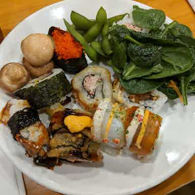 Stupendous Tomi Sushi Seafood Buffet San Jose Restaurant Review Download Free Architecture Designs Sospemadebymaigaardcom