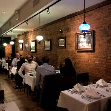 Turkuaz Restaurant New York Restaurant Review Zagat