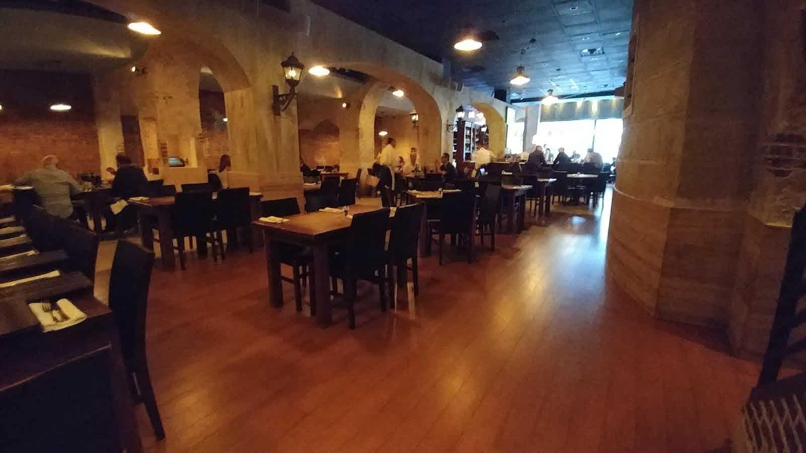 Zero Otto Nove New York Restaurant Review Zagat