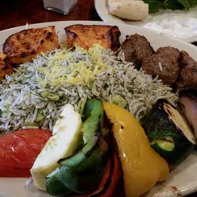 Kasra Persian Grill Houston Restaurant Review Zagat