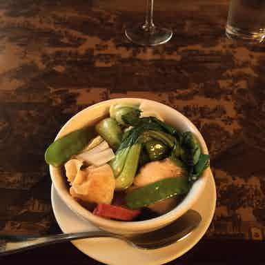 J Wong S Thai Chinese Bistro Salt Lake City