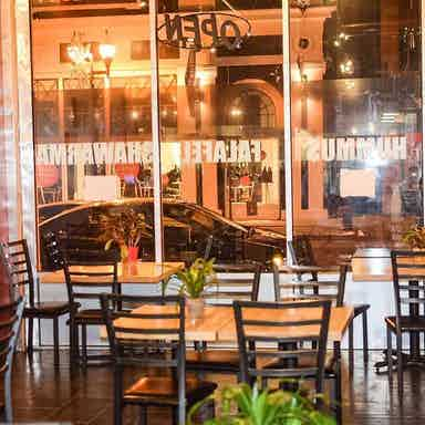 Rumi Middle Eastern Grill Chicago Restaurant Review Zagat