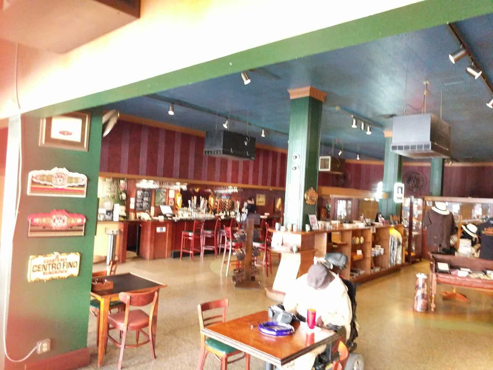 The library coffeehouse tampa