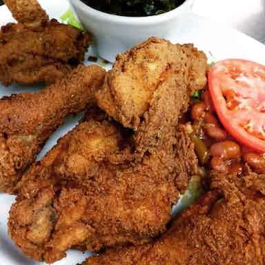 les sisters southern kitchen bbq chatsworth restaurant review zagat - Les Kitchen