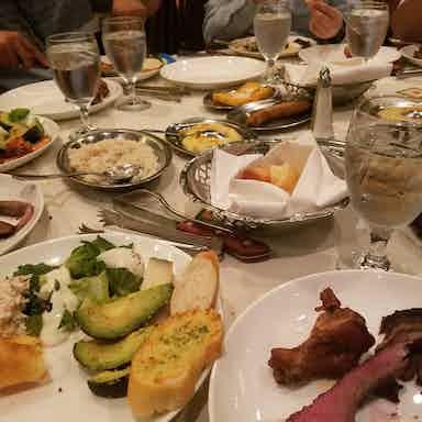 Chama Gaucha Brazilian Steakhouse Atlanta Restaurant
