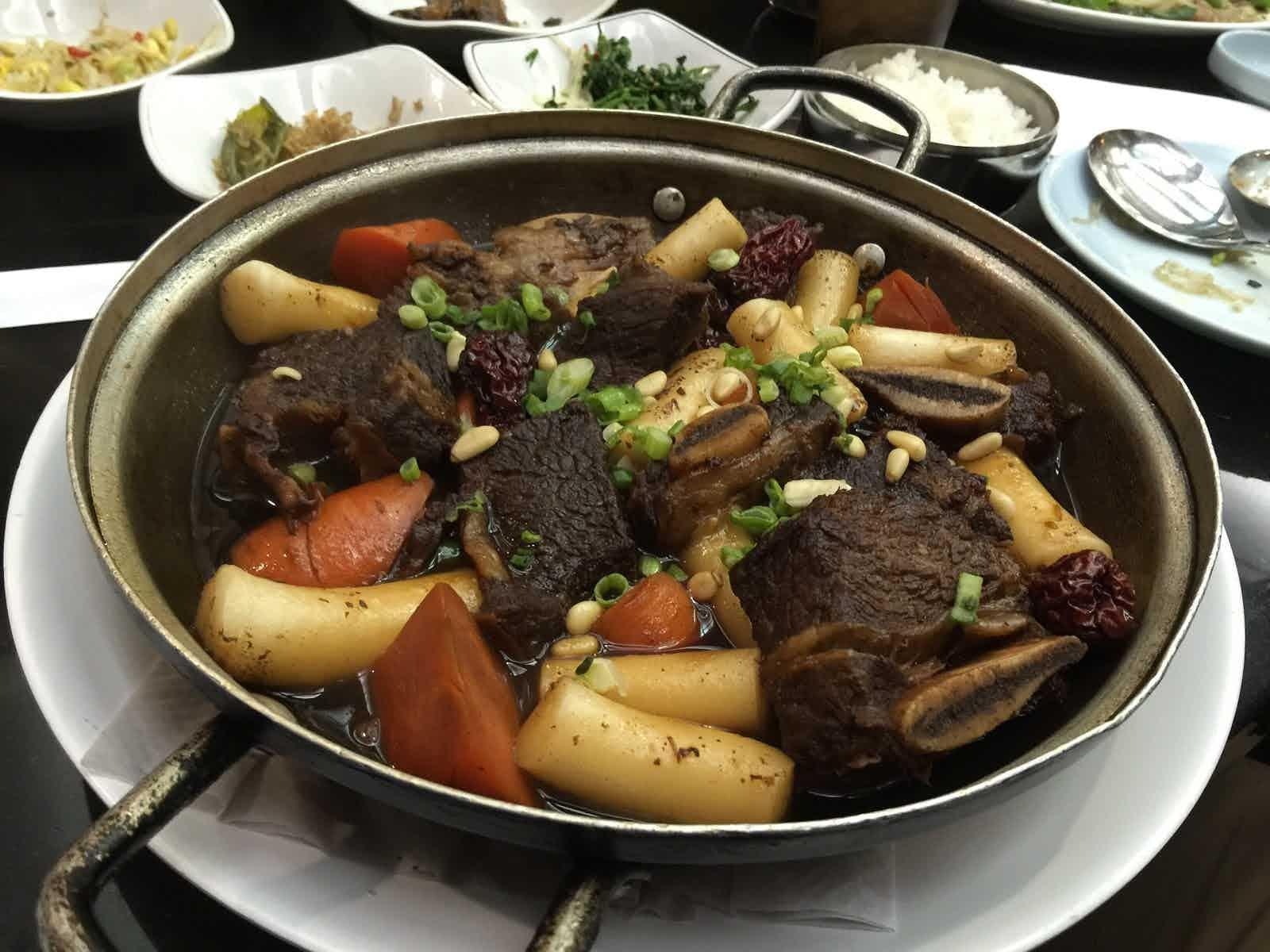 Seoul Garden - New York | Restaurant Review - Zagat