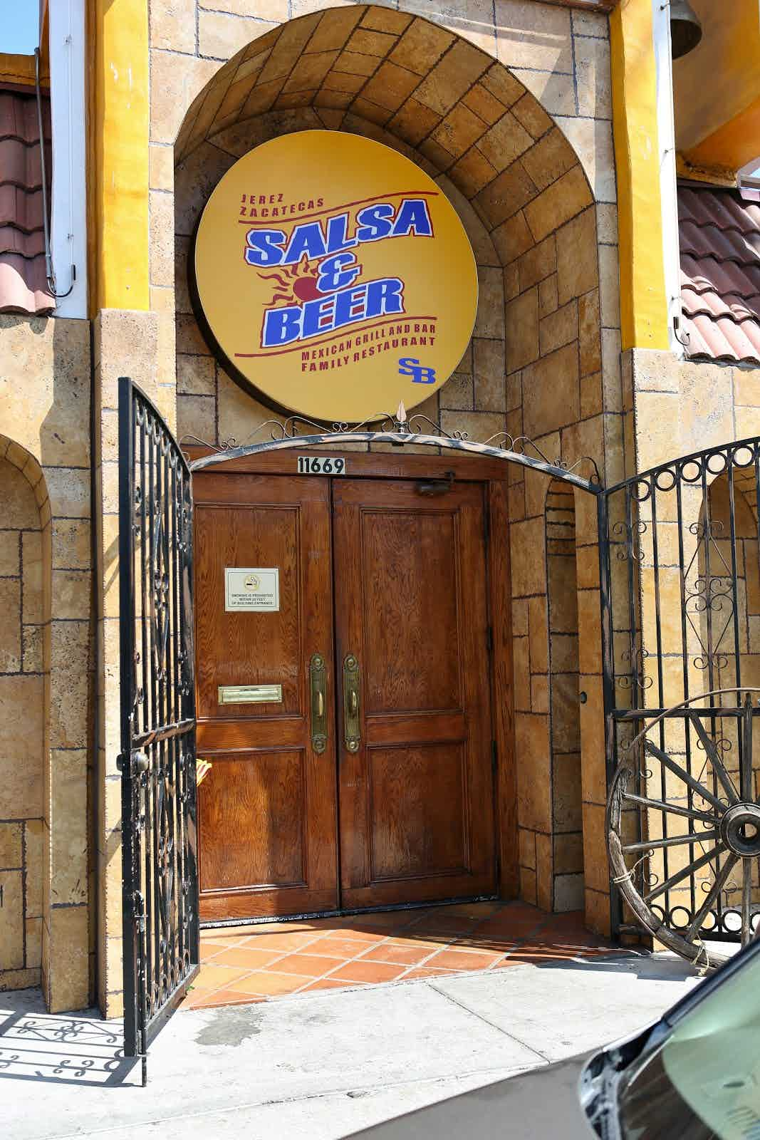 Salsa Beer North Hollywood Restaurant Review Zagat